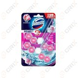 Domestos Power 5 Pink magnolia Odorizant WC Duo pack 2x55 g